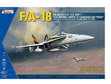 KINETIC 1/32  3204 F/A-18 U.S NAVY CANADIAN AIR FORCE  fighter Model Kit FTL15
