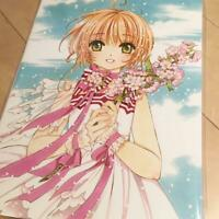Card Captor Sakura Exhibition  Entrance Privilege Bookmark sets
