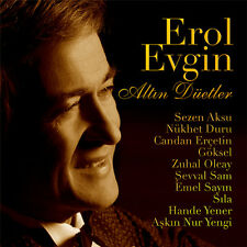 """EROL EVGİN """"ALTIN DÜETLER"""" Turkish Pop CD 2016"""