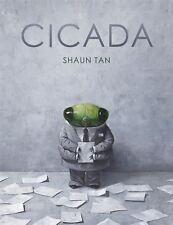 Pre-ordine: Cicada di Shaun Tan