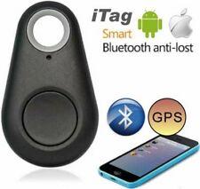Porte-clés localisateur pour animal de compagnie anti-perte Bluetooth traqueur