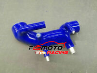 BLUE For SUBARU IMPREZA WRX STi GC8 SILICONE INTAKE INDUCTION INLET HOSE/PIPE