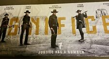 The Magnificent Seven 7 4 1/2 Ft x 15 Ft Movie Theater Vinyl Banner