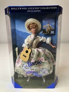 Mattel 1995 The Sound of Music Barbie Maria Doll