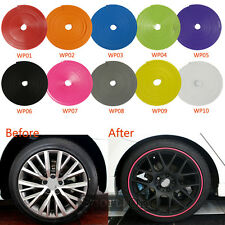 Vehicle Wheel Rim Protector Tire Guard Line for Subaru Impreza Legacy WRX STI