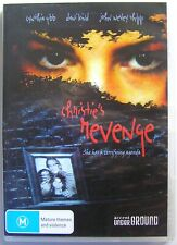 CHRISTIE'S REVENGE (2007) DVD TV MOVIE Cynthia Gibb, Dani Kind