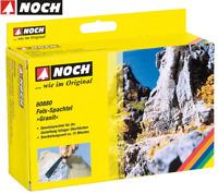"NOCH 60880 Fels-Spachtel grau ""Granit"" 400 g (100 g - 1,28 €) - NEU + OVP"