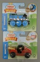 (2) Thomas The Tank Engine Wood Train Day Out With Thomas 2020 75th Anniversary