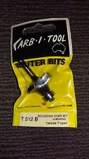 BRAND NEW CARBITOOL T 512 B ROUNDING OVER BIT WITH BEARING CARBIDE TIPPED