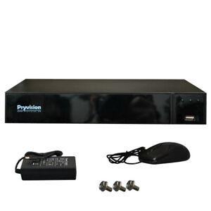 4K Netzwerk Video Rekorder 16 Kanal NVR Recorder für IP Netzwerk Kameras UHD 5MP