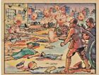 """SHELLING the LOST BATTALION at CLOSE RANGE - 1938 GUM INC """"horrors of war"""" card"""