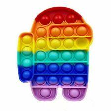 NEU Push It Pop Fidget Pop Spielzeug Toy Bubble Anti Stress Kids TikTok Popit