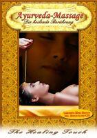AYURVEDA MASSAGE-DIE HEILEND - AYURVEDA MASSAGE-DIE HEILEND  2 DVD NEUF