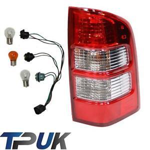 FORD RANGER RIGHT REAR LIGHT BULBS LOOM 2006 - 2012 MK3 MK4 OFFSIDE PICKUP TAIL