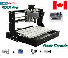 【CA】DIY CNC 3018 Pro Desktop Wood Router PCB/PVC Milling Engraver Laser Machine