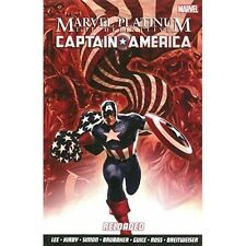 Marvel Platinum: The Definitive Captain America Reloaded by Stan Lee (Paperback)