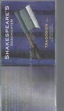 CD--WILLIAM SHAKESPEARE UND NIKOLAUS HEIDELBACH--SHAKESPEARE'S GESCHICHTEN. TRAG