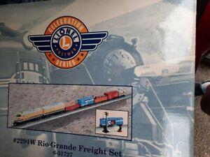 LIONEL TMCC RIO GRANDE F3 DIESEL ENGINE FREIGHT SET 2291W 6-31727