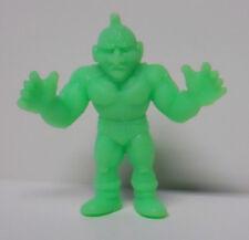 VINTAGE! 1980's Mattel MUSCLE Men #008-Shishikababu-Green Color