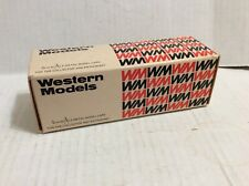 Western Models 1976 Lincoln Continental Mark IV 1/43 Made in England