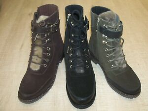NEW EMU WALDRON MIX Leather Suede Boots Waterproof - Choice
