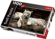 Trefl 500-1500 pc Jigsaw Puzzle Games Animals Lion Cat Horse Tiger Panda Kittens
