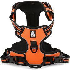 Dog Safety Harness Adventure Reflective Pet Vest + Handle Adjustable Durable BCL