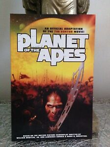 Planet of the Apes: An Official Adaptation of the Tim Burton Movie (May 2001)