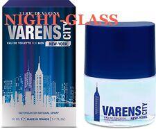 "EAU DE TOILETTE FOR MEN-ULRIC DE VARENS ""VARENS CITY NEW-YORK"" MADE FRANCE-50 ML"