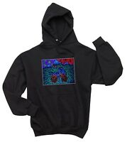 BICYCLE DAY BIKE TRIP LSD ACID HOODIE JUMPER DR ALBERT HOFMANN ACID PARTY DTG2