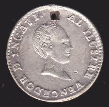 RARE Bolivia Potosi 1842 Battle of Ingavi Commemorative Silver 1 Sol EF XF