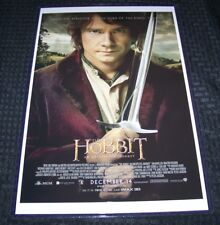 The Hobbit 11X17 Movie Poster An Unexpected Journey