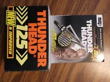 thunderhead broadheads 125 grain 6 pack Last 1
