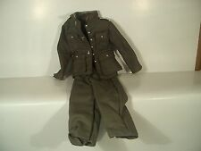 "Wwii German Army uniform blouse pants 1/6 12"" 21st Century Toys Ultimate Soldier"