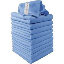 Clay Roberts microfibra paños de limpieza 10 Pack Suave Dusters Lavable a máquina