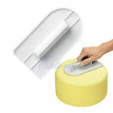 New Cake Smoother Polisher Tools Cutter Decorating Fondant Sugarcraft Icing Mold