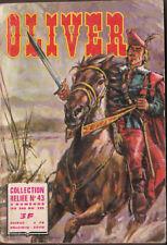 OLIVER Collection reliée 43 - n°330 à 333. Impéria 1971