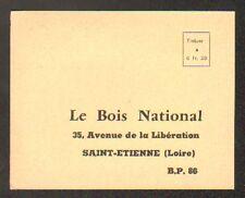 """SAINT-ETIENNE (42) Edition Menuiserie Meuble """"LE BOIS NATIONAL"""" Revue"""