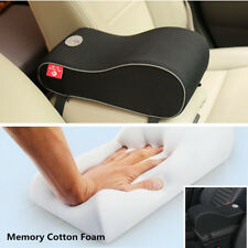 Car Armrest Pad Pillow Cover Center Console Arm Rest Seat Pad Memory Cotton Foam