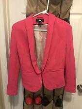 H&M Pink Blazer Sz6