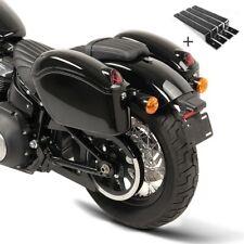 Sacoche Cavali/ère pour Yamaha XVS 950 A Midnight Star Arizona Noir Gauche
