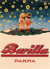 Barilla Parma I Magnet 6x8 cm Kraftmagnet Kühlschrankmagnet PC301/056