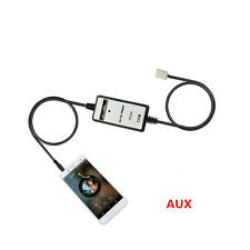 Car MP3 Player Radio Interface AUX In Adapter For Camry Corolla Yaris