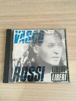 Vasco Rossi - Liberi Liberi - CD Album_1989 Emi Prima Stampa made in Switzerland