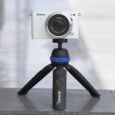 Benro PP1 Mini Portable Table Top Macro Tripod Video Handle with Phone Clamp