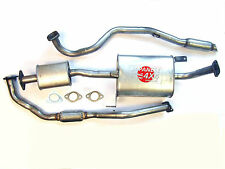 fits: FORD MAVERICK 2.7TD LWB 1993-99 **NEW COMPLETE EXHAUST SYSTEM + GASKETS**