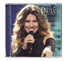 CD PAULA FERNANDES - AMANHECER AO VIVO [LIVE 2016 CD] FEAT. SANDY