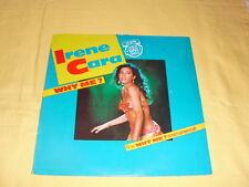 Irene Cara – Why Me? 12'' Maxi-single 45 RPM