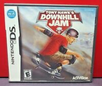 Tony Hawk's Downhill Jam Skater  - Nintendo DS DS Lite 3DS 2DS Game + Tested