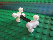LEGO Technic 2 x Noir 32072 gear knob roue avec essieu-Autres Couleurs Disponibles